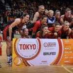 The Belgian national women's basketball team, Belgian Cats, won against Sweden. This decisive victory marks the history of Belgian women's basketball!