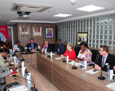 ECONOMIC MISSION OF THE PORT OF ANTWERP TO LAGOS 26TH – 29TH NOVEMBER 2019.