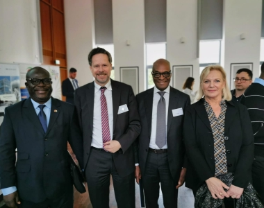 KOMM MIT AFRIKA Trade Mission- 16th-19th February 2020